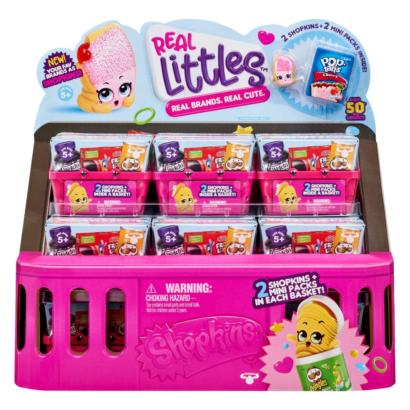 Real Littles Mini Pack Moose Toys