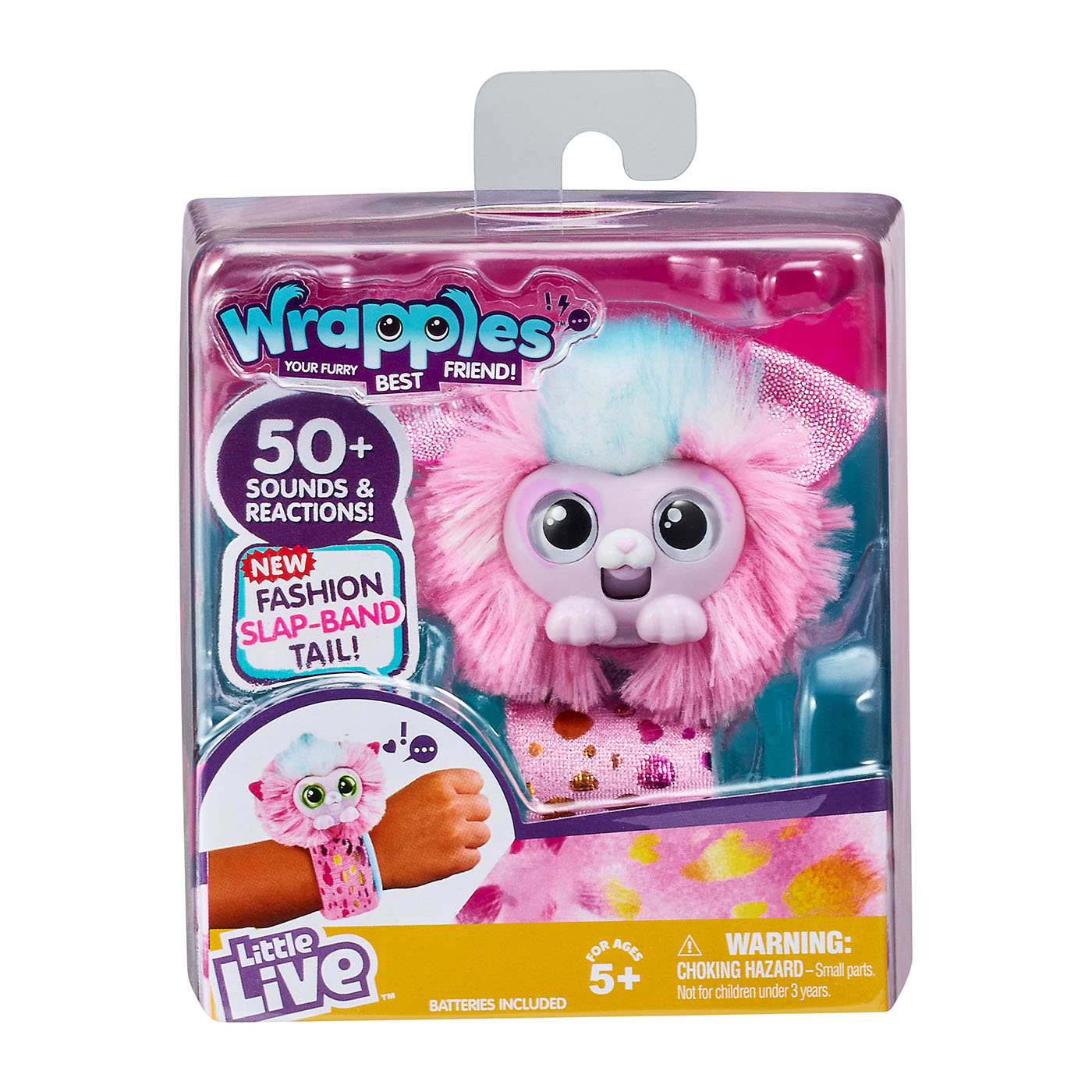 Little Live Pets Wrapple Wrapple One