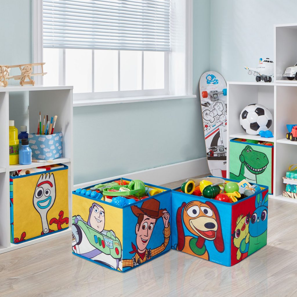 Toy Story Cube Storage Boxes - Moose Toys