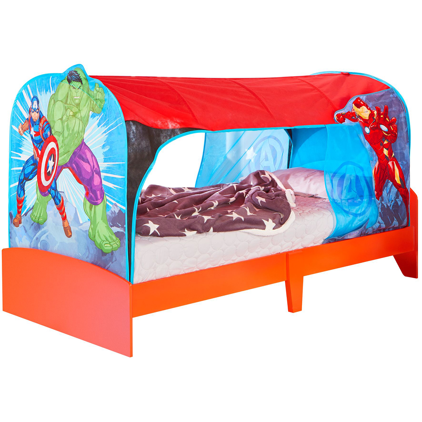 Marvel Avengers Over Bed Tent Den Moose Toys