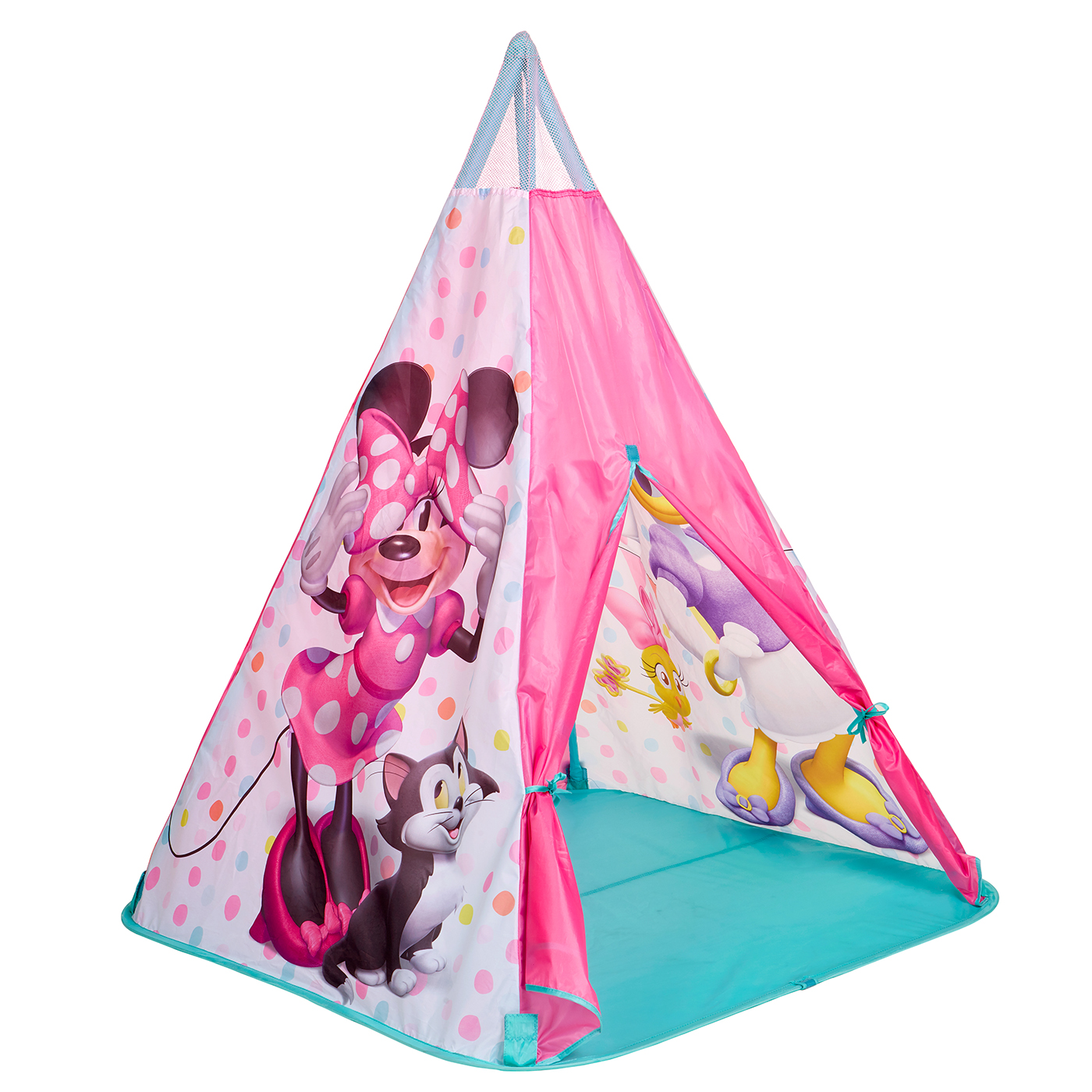 Minnie Mouse Tee Pee Play Tent Moose Toys