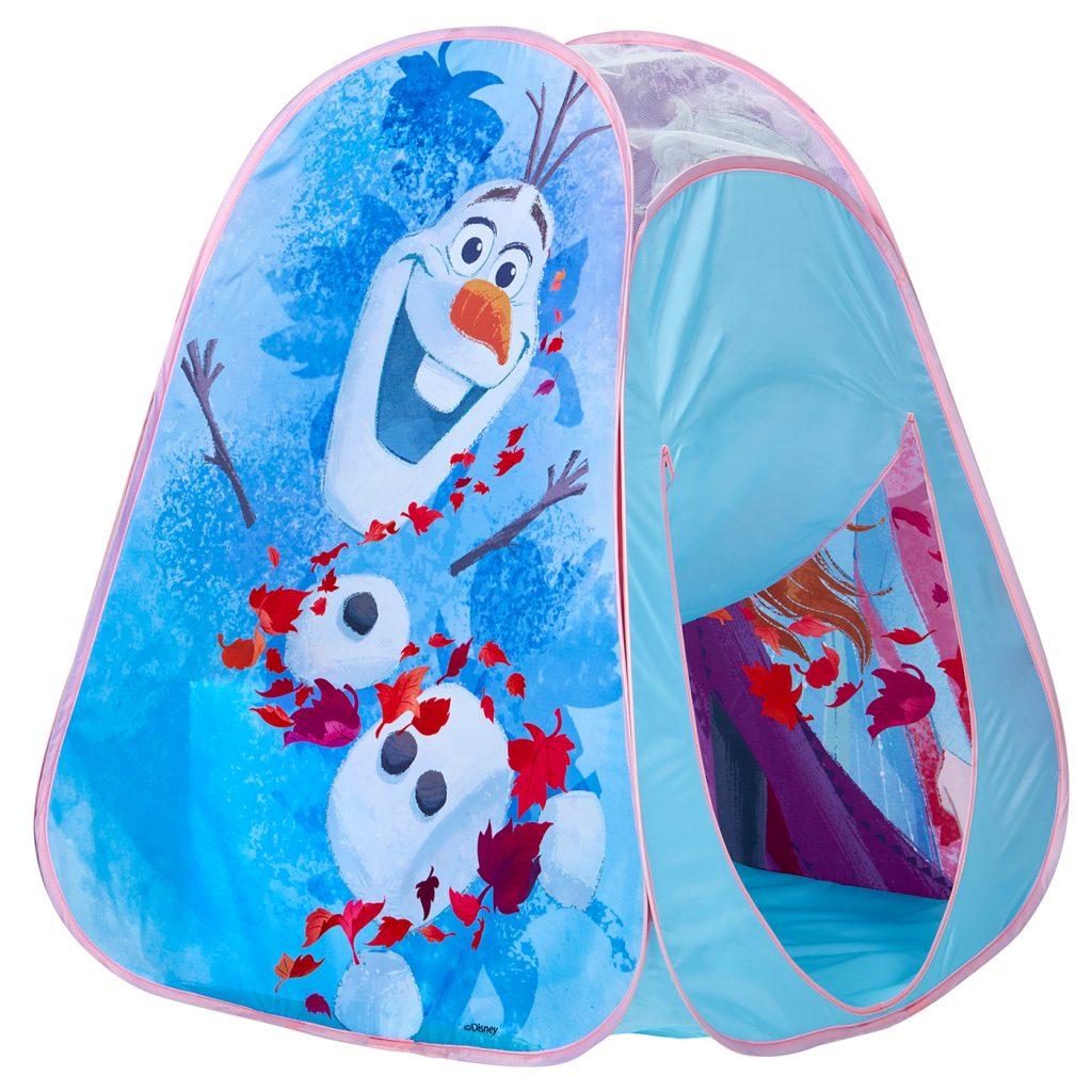 Disney Frozen 4 Sided Pop Up Play Tent Moose Toys