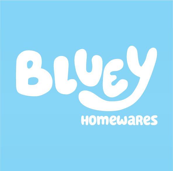 Bluey Homewares Logo
