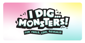 I DIG MONSTERS! - image